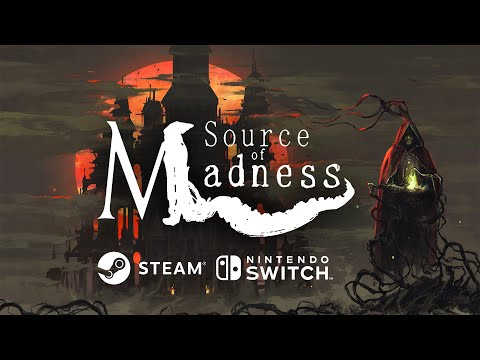 Source of Madness - Reveal Teaser | Thunderful Publishing