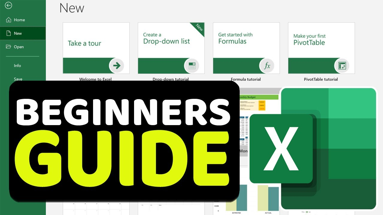 Excel Beginners Guide [2019-2020 Edition]