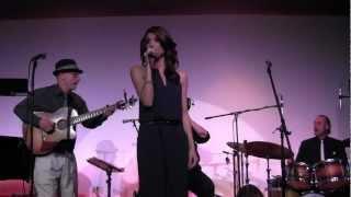 "Brynn Stanley, Grover Kemble & Jazz Jump - ""Cry Me a River "" Randolph Arts Center - 4/20/12"