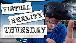 VR Thursday! In Death, Blortasia, and Nature Treks
