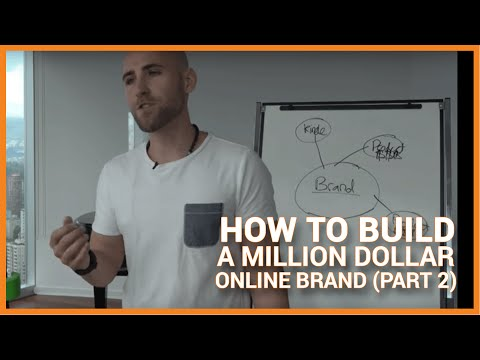 How To Build A Million Dollar Online Brand That You're Passionate About (Part 2)