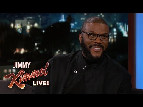 Jimmy Kimmel vs. Tyler Perry Names All 10 Madea Movies In 30 Seconds