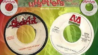 JAZZBO HAVE FE RUN + VERSION ⬥I Roy feat Prince Far I⬥