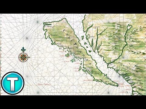 When California was an Island