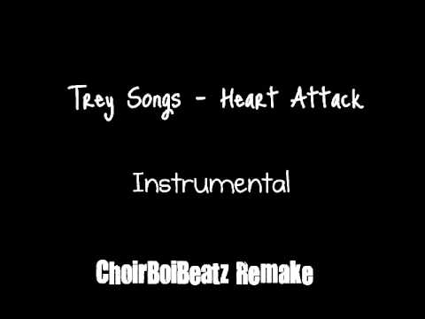 Trey Songz - Heart Attack - Instrumental