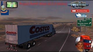 American Truck Simulator (1.35)   Project North West v0.2.3 (Idaho) International LT + DLC's & Mods https://forum.scssoft.com/viewtopic.php?f=194&t=272187&start=150  Support me please thanks Support me economically at the mail vanelli.isabella@gmail.com