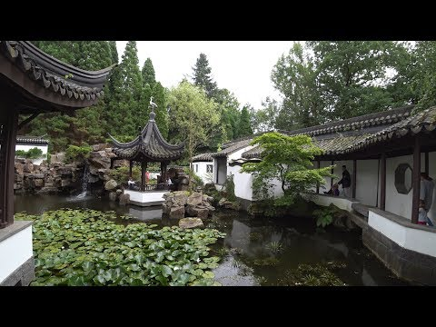 Chinese Garden at Ruhr University Bochum - Germany
