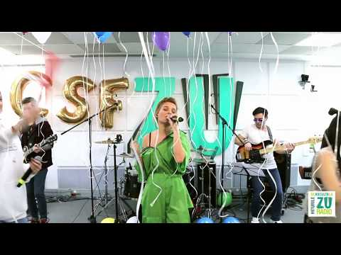 "Ana Baniciu, Raluka, Irina Rimes și Nika au cântat ""CSF, n-ai CSF"" (LIVE Radio ZU)"