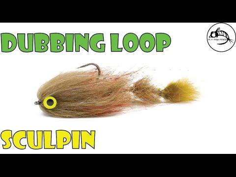Dubbing Loop Sculpin By Fly Fish Food