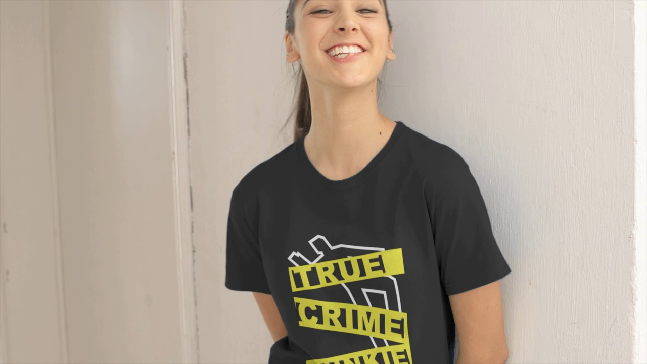 Frenchtoastygood True Crime Junkie Tshirt mp4
