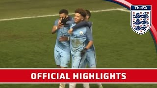Download Video Man City 6-0 Stoke - 2016/17 FA Youth Cup semi-final First Leg | Official Highlights MP3 3GP MP4