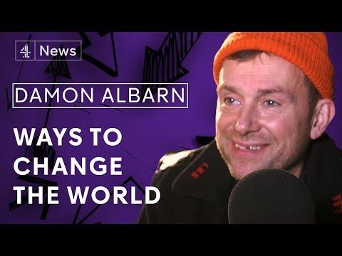 Damon Albarn on politicians vs musicians, a People's Vote and his new album