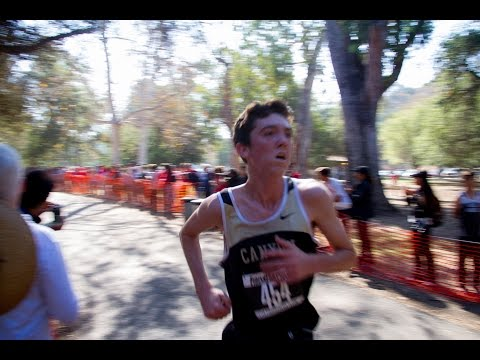 James Drelling finishes 15th out of 217+ runners -- 2016 Orange County Cross-Country Championships.