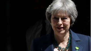 Theresa May's NHS funding speech – watch live