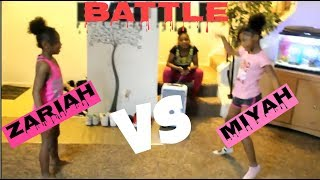 X2 battle  each other for the first time(TELL US WHO WON