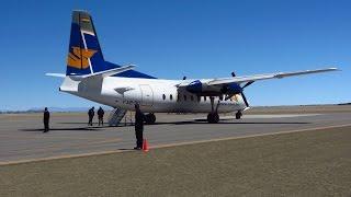 TAM Bolivia F-27-400M - Flight from Uyuni Joya Andina (UYU) to La Paz El Alto Internacional (LPB)