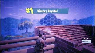 Fortnite Battle Royale Gettin that Win