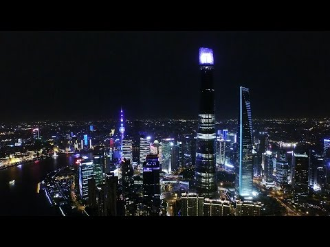 Shanghai Tower: Asia's new tallest skyscraper presents a future vision of 'vertical cities'