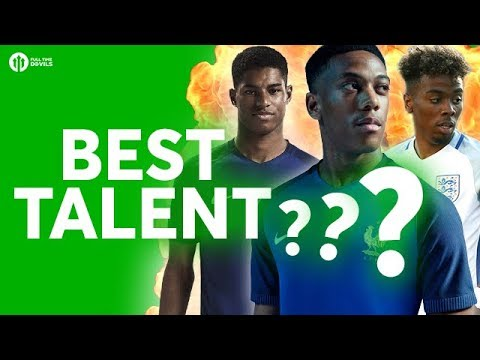 Best Young Talent? The HUGE Manchester United Debate