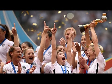 Female Soccer Players Sue For Wage Discrimination