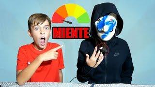 DETECTOR DE MENTIRAS EN LA NIÑA HACKER (T3-EP01)