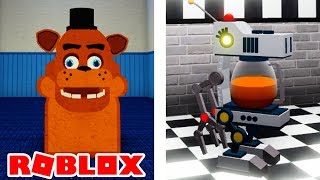 THE WEIRDEST ANIMATRONICS OF ALL TIME! Roblox FNAF Shadows of The Corrupted Rebooted