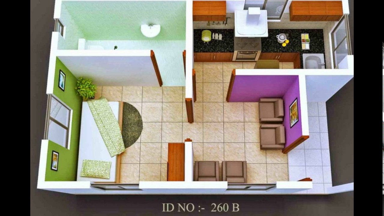 Desain Interior Rumah Minimalis Type 36 1 Lantai Cantik Www