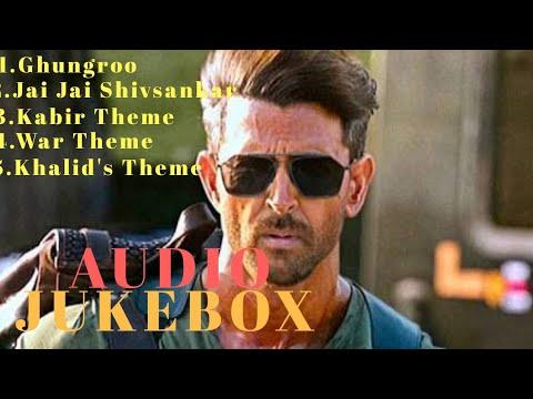 War Full Song Audio Jukebox  Hrithik, Tiger ,vaani  Vishal And Shekhar  Sanchit & Ankit  Kumaar