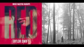 """Red Cardigan"" [Mashup] - Taylor Swift"