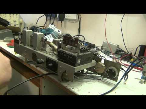EKCO A274 VHF RADIO Pt 3