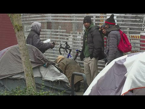 Feds Blame Oregon, California For National Rise In Homeless