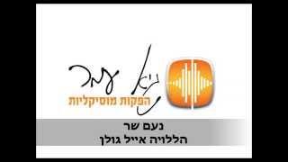 שיר בר מצווה - הללויה אייל גולן כניסת שופרות