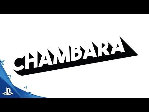 Chambara - E3 2016 Gameplay Trailer | PS4