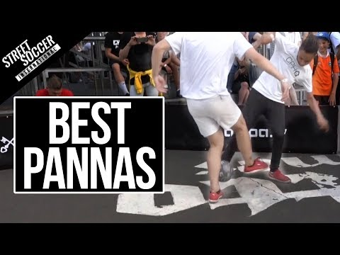 Best Nutmegs From The Ghetto Panna Championships 2019 | Street Soccer International