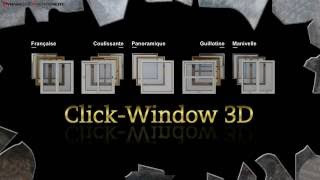 Click-Window 3D