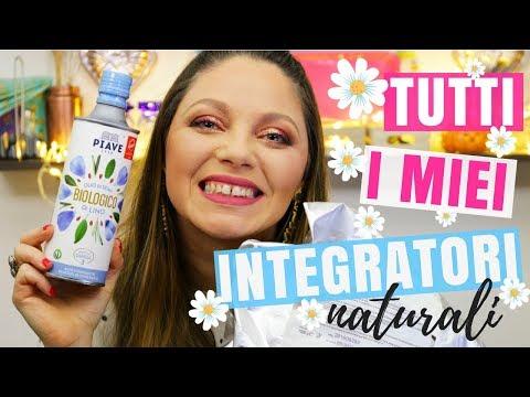 TUTTO SULLA VITAMINA C, CAFFE' VERDE, SPIRULINA, CANAPA: INTEGRATORI NATURALI PER DIMAGRIRE E NON!