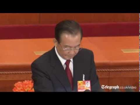 China's Wen Jiabao bows out at NPC
