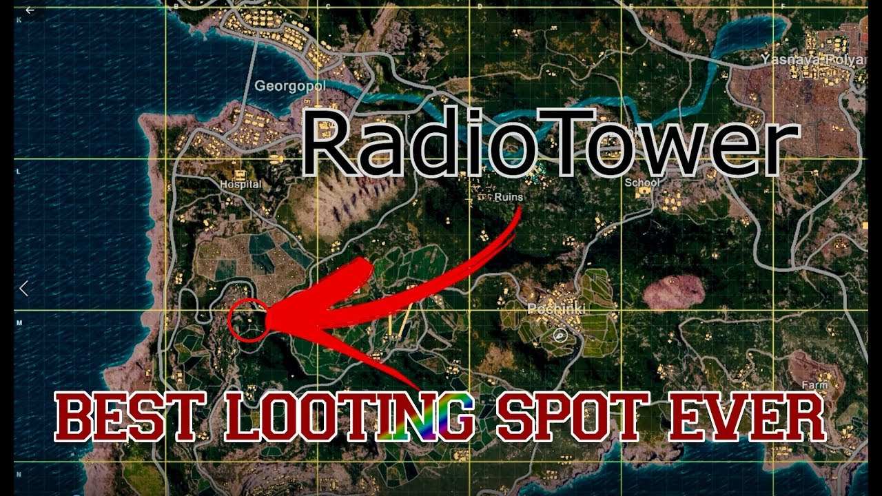 Best Place To Find A Car In Pubg
