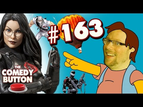 The Comedy Button - Episode 163 on Video!