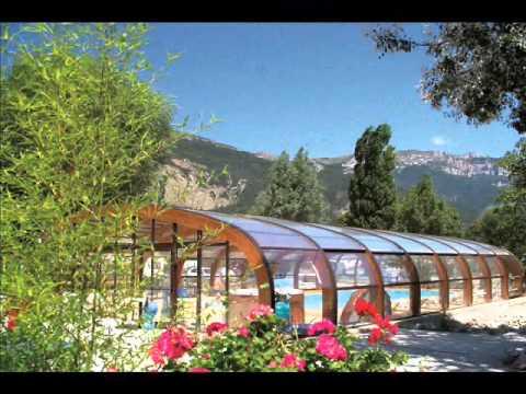 Camping du lac bleu youtube for Camping lac du bourget piscine