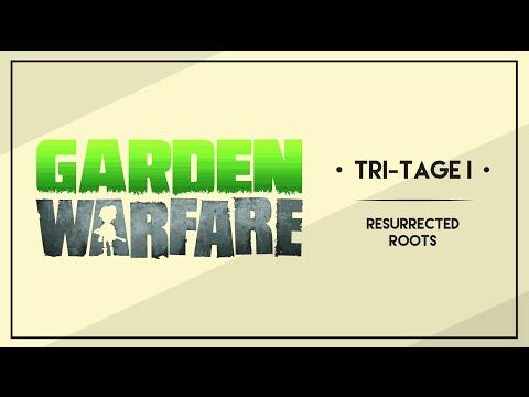 Plants vs Zombies : Garden Warfare Montage : Resurrected Roots
