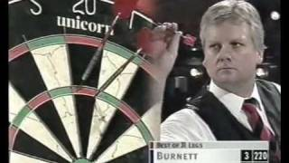 Rod Harrington vs Richie Burnett 2000 World Matchplay Quarter Finals Part 3