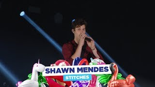 Shawn Mendes - 'Stitches' (live at Capital's Summertime Ball 2018)