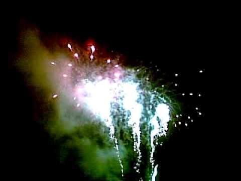 artificii!  NEDEIA VULCANEANA 2009