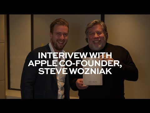You'll be surprised to hear what Apple co-founder, Woz, said about Steve Jobs