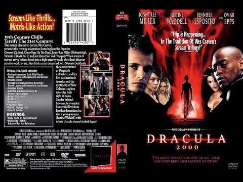 Dracula 2000  แดร็กคูล่าพันธ์ 2000