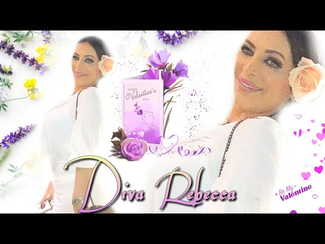 روتيني في عيد الحب (Valentine's Day) مع اجمل ناس عزاز على قلبي..  Diva Rebecca