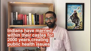 Indians have married within their castes for 2000 years, creating public health issues: Nitin Pai