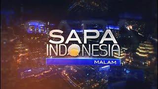 Visi Presiden Joko Widodo & Pidato Kebangsaan Prabowo Subianto - Sapa Indonesia Malam