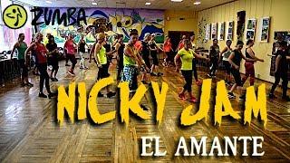 Zumba Nicky Jam - El Amante